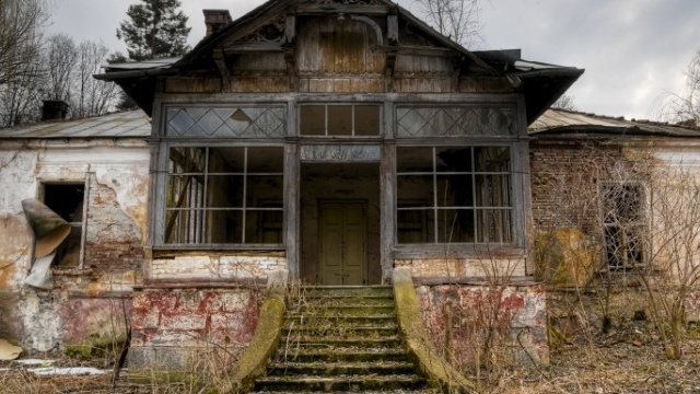 Abandoned real estate